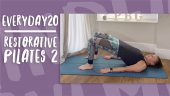 Everyday20 Restorative Pilates 2