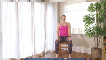 Restorative Chair Pilates Gentle Body Reset