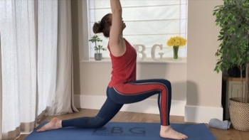 Runners Hip And Groin Stretch