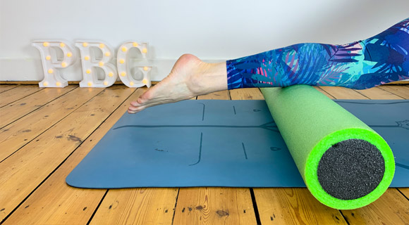Foam Roller Lower Body