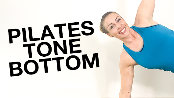 Pilates Tone Bottom