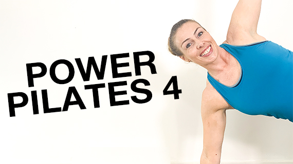 Power Pilates 4