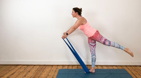 Resistance Band Upper Body