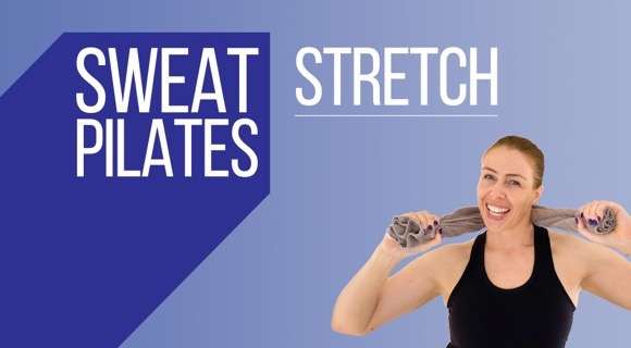 Sweat Pilates Stretch